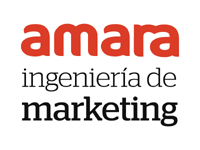 Logotipo Amara Ingenieria de Marketing